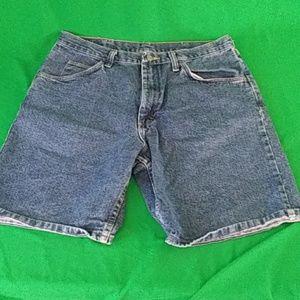 Wrangler jean shorts. Size 34